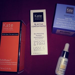 Kate Somerville high quality skincare.